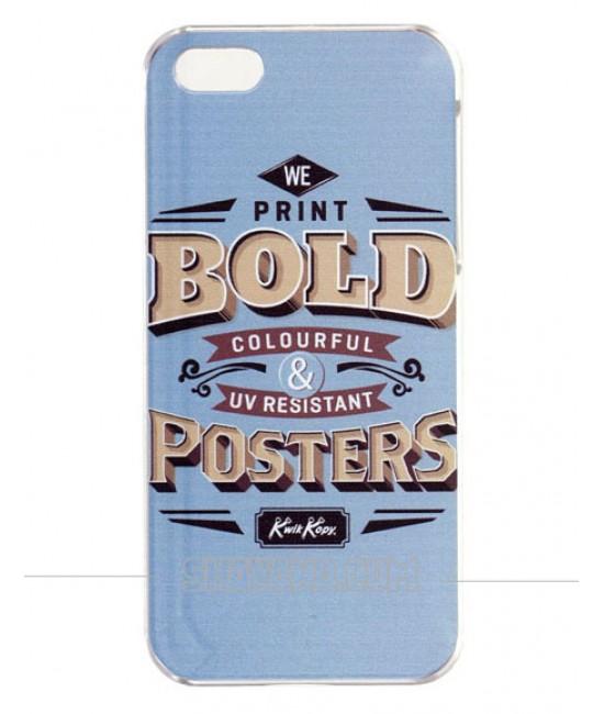 قاب گوشی آیفون COCO  iPhone 5/5S/SE Creative Case کد 312