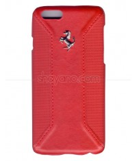 قاب گوشی آیفون iMOBO Ferrari Leather case for iPhone 6/6s کد 606