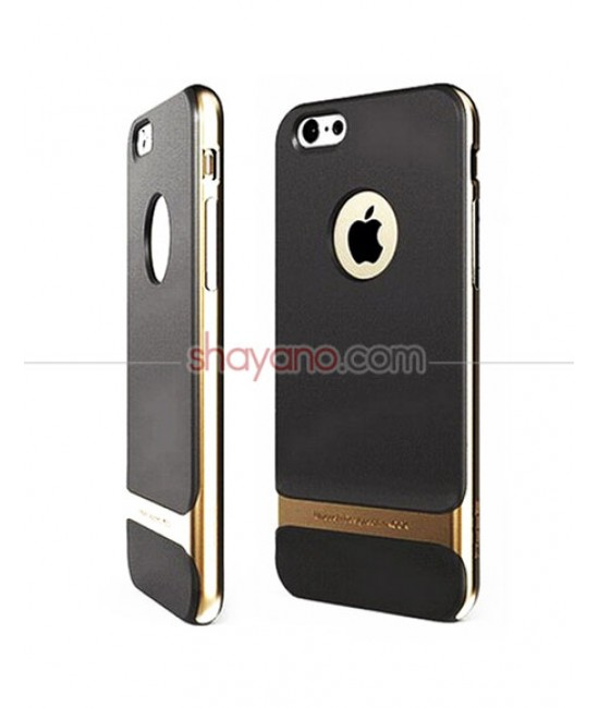 قاب گوشی آیفون Rock Royce Series Slim Hybrid Protective Case for iPhone 5/5s/SE کد 614