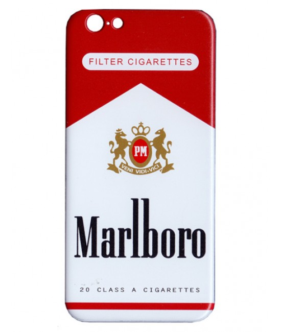 قاب گوشی آیفون WK Fashion Slim-Fit Marlboro Case for iPhone 6/6s کد 631D