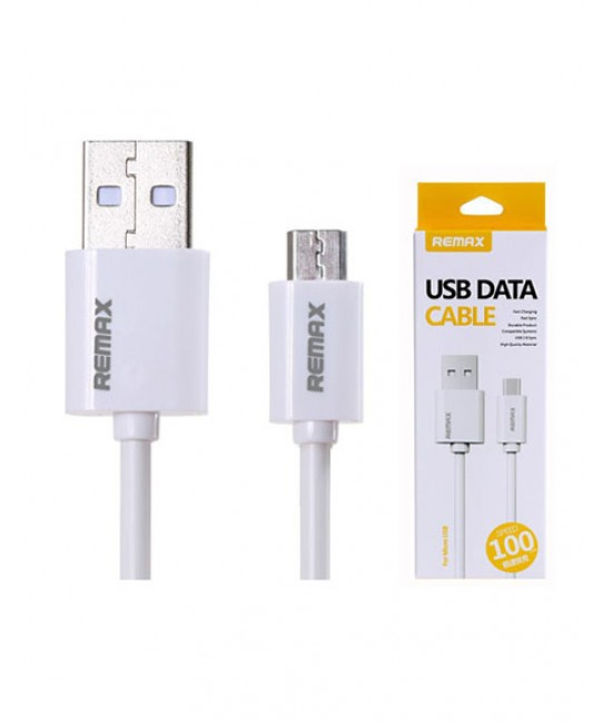 کابل اندروید Remax USB To Micro USB Data & Charge Cable
