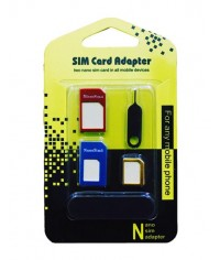 SIM Card Adapter for any phone