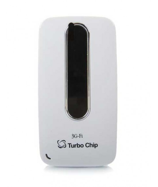 مودم همراه  پاور بانک توربو چیپ TurboChip 3G/Fi Modem Router