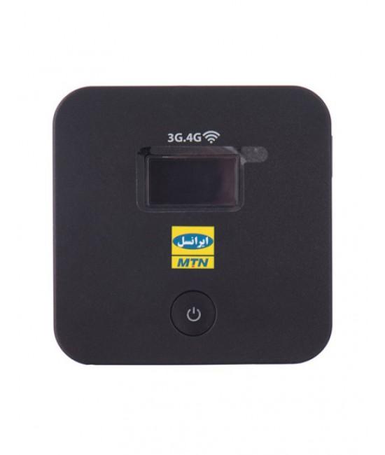 مودم همراه جیبی ایرانسل Huawei LH92 3G / 4G Wi-Fi Modem