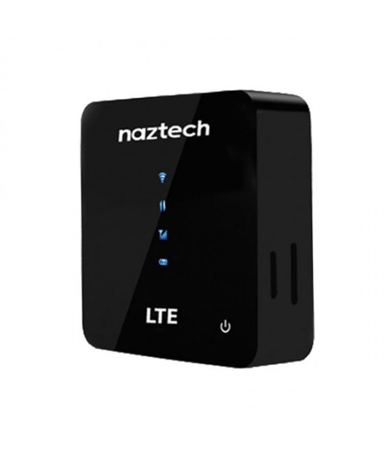 مودم همراه Naztech NZT 9930 4G Router Wi-Fi Hotspot and Powerbank