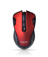 موس بی سیم Havit HV-MS924GT  Ergonomic 2.4G Wireless Mouse